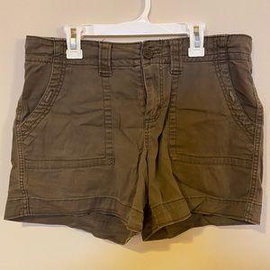 Faded Glory Tan Shorts